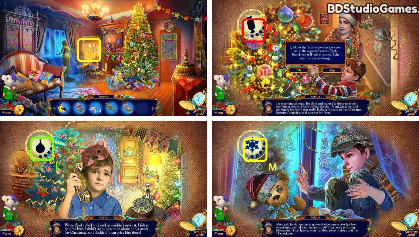 Christmas Stories: Enchanted Express Walkthrough Screenshot 0018