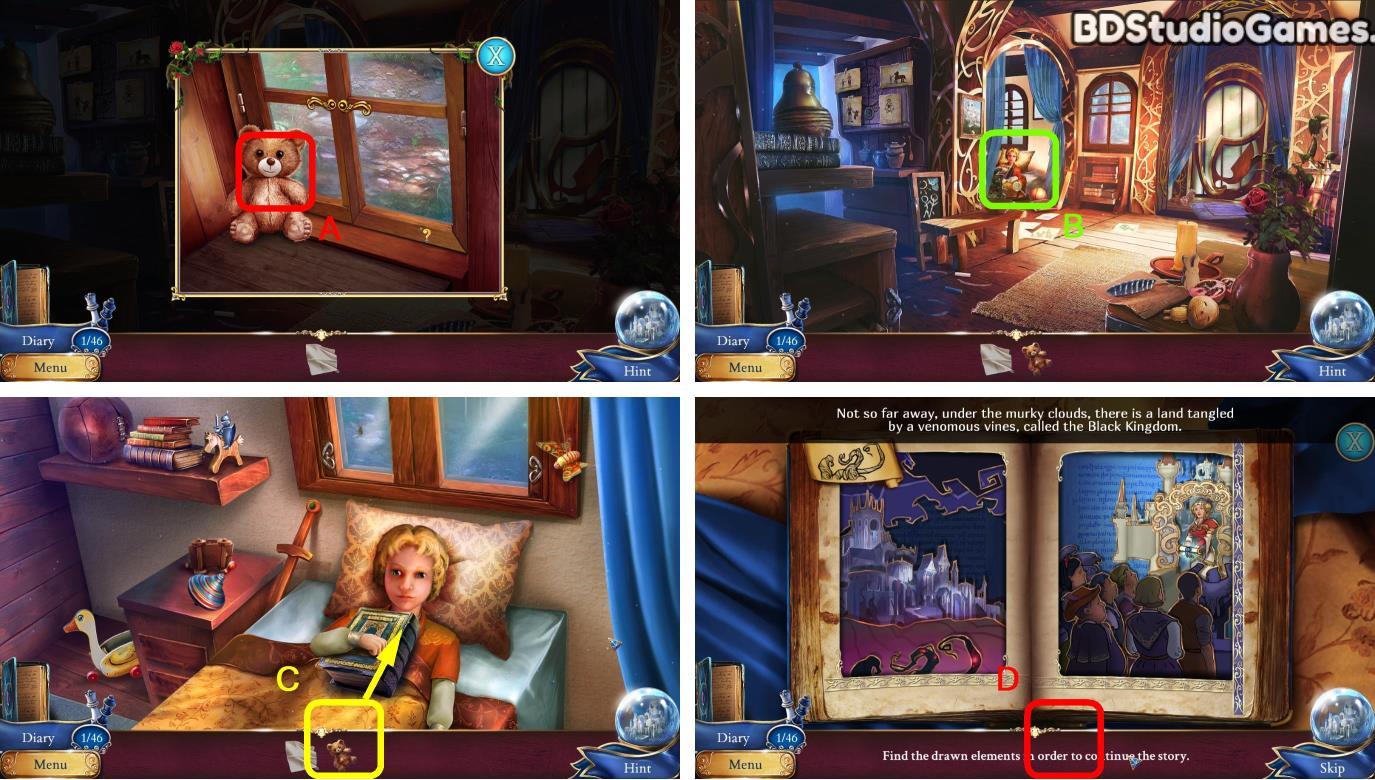Chronicles of Magic: Divided Kingdoms Walkthrough Screenshot 0002