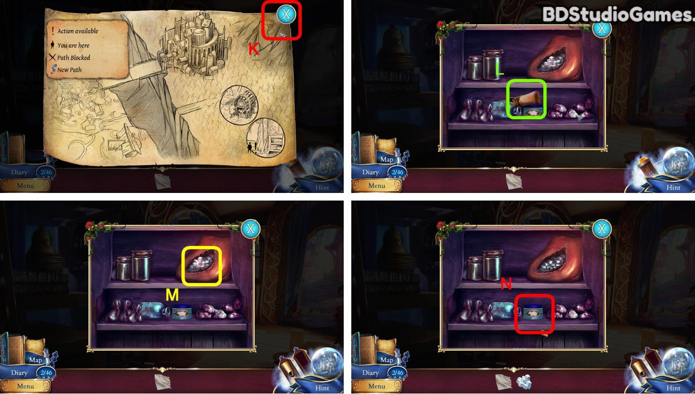 Chronicles of Magic: Divided Kingdoms Walkthrough Screenshot 0011