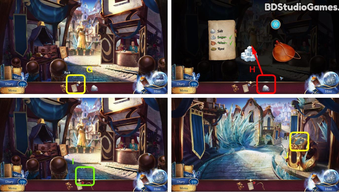 Chronicles of Magic: Divided Kingdoms Walkthrough Screenshot 0028