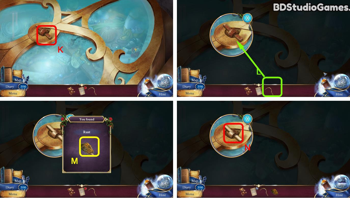 Chronicles of Magic: Divided Kingdoms Walkthrough Screenshot 0029