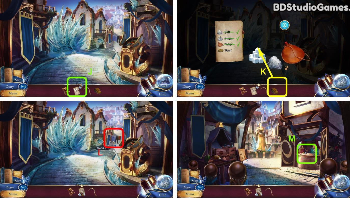 Chronicles of Magic: Divided Kingdoms Walkthrough Screenshot 0033
