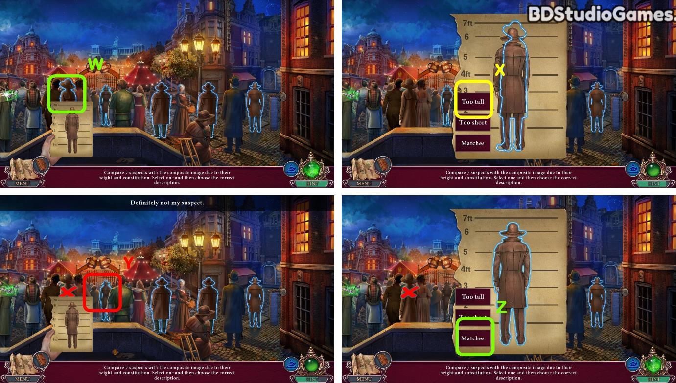 Dark City: Munich Walkthrough Screenshot 0032