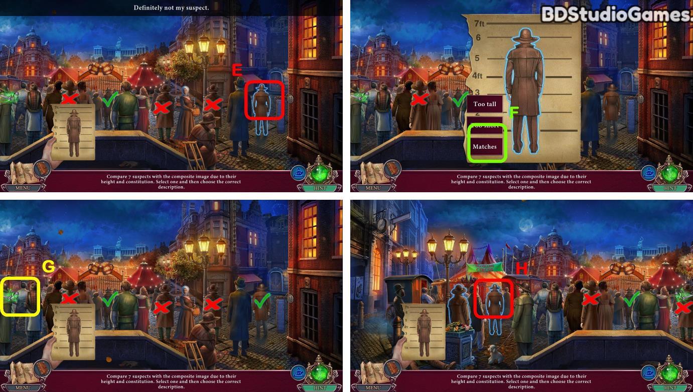 Dark City: Munich Walkthrough Screenshot 0034