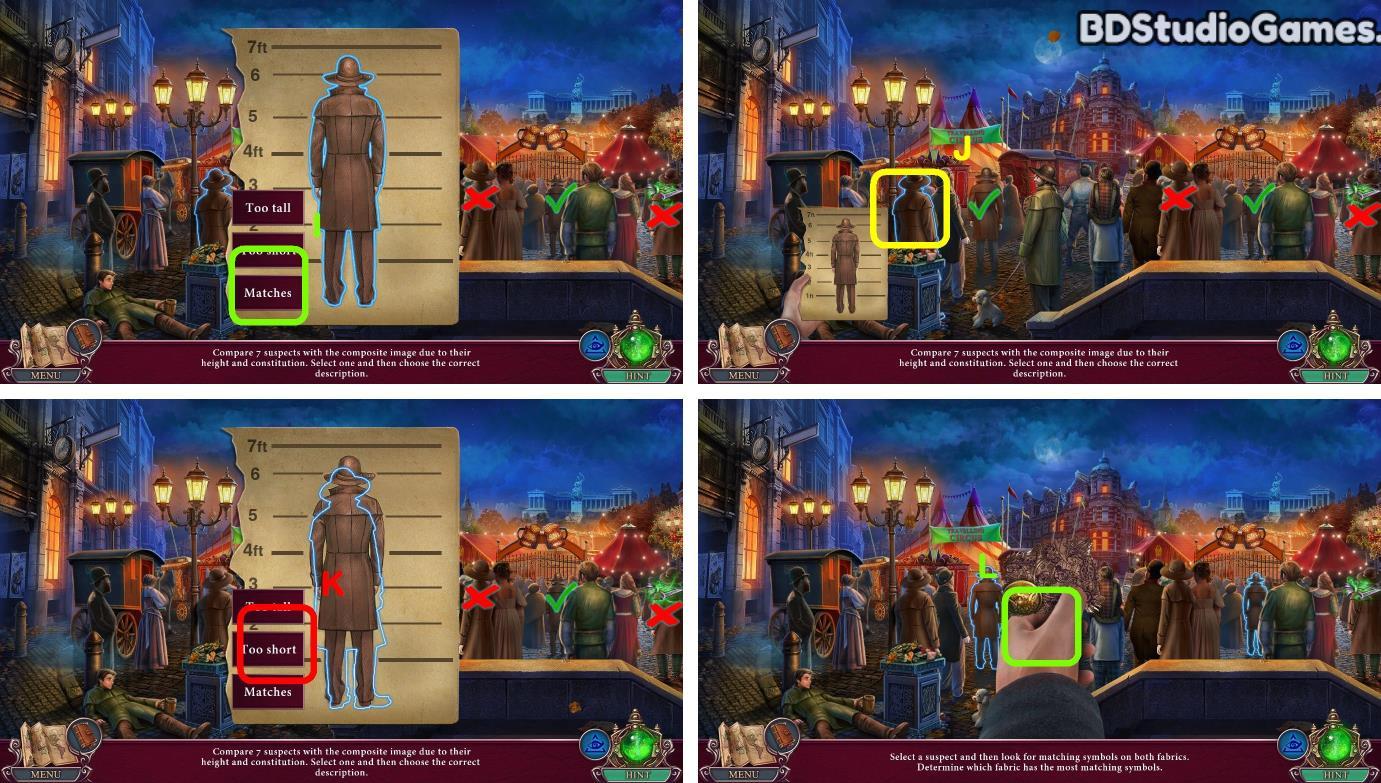 Dark City: Munich Walkthrough Screenshot 0035