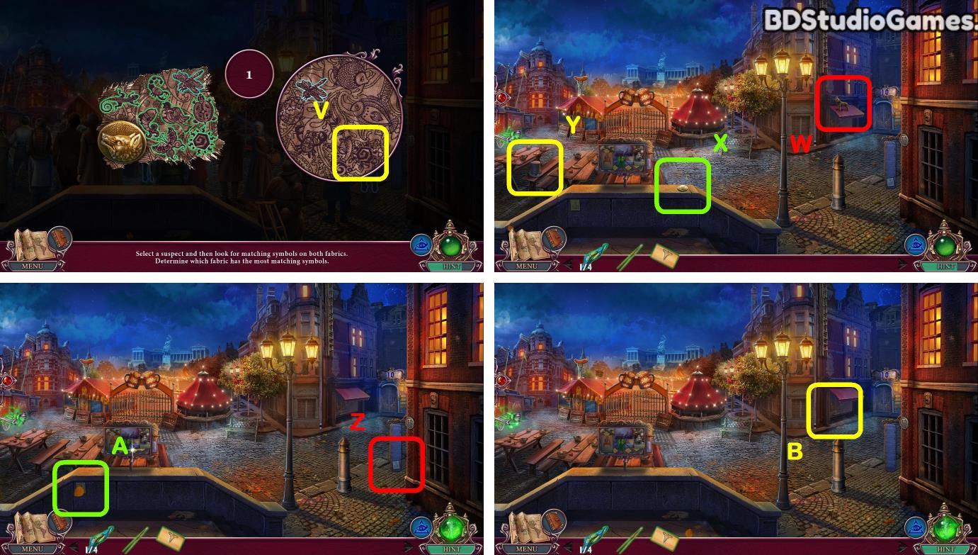 Dark City: Munich Walkthrough Screenshot 0038