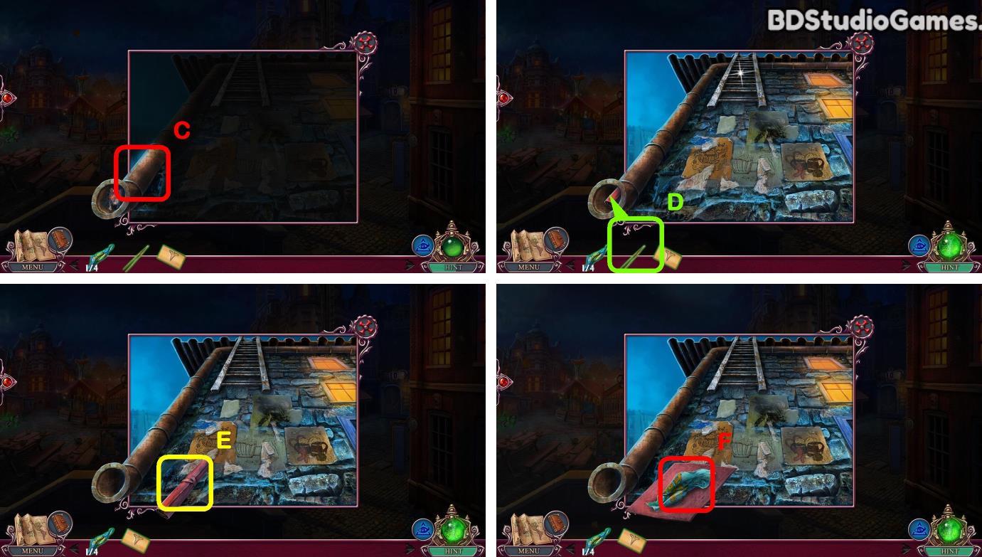 Dark City: Munich Walkthrough Screenshot 0039