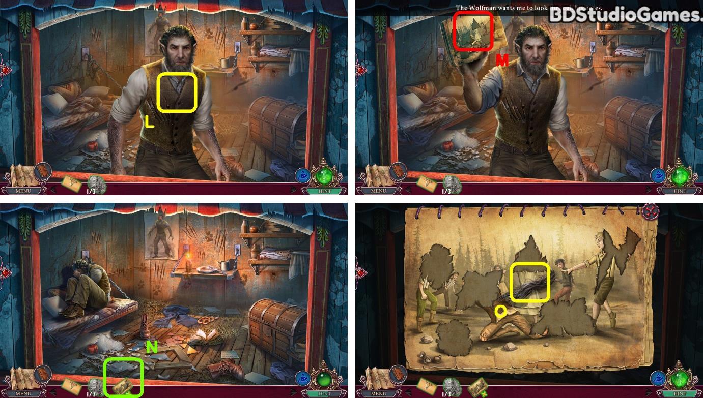 Dark City: Munich Walkthrough Screenshot 0100