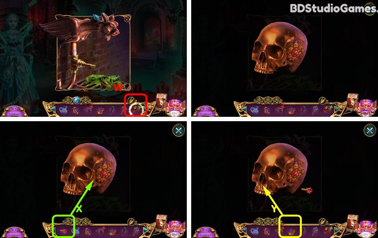Dark Romance: A Performance to Die For Walkthrough Screenshot 0013