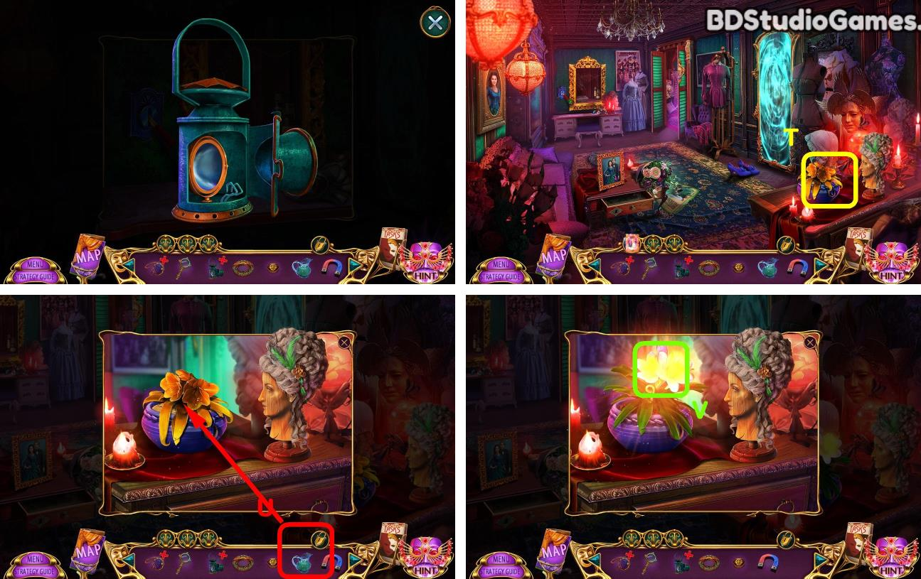 Dark Romance: A Performance to Die For Walkthrough Screenshot 0019