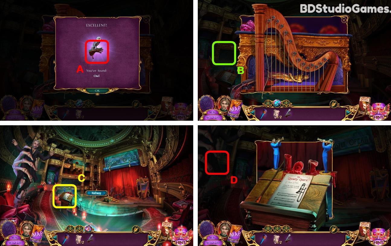 Dark Romance: A Performance to Die For Walkthrough Screenshot 0060