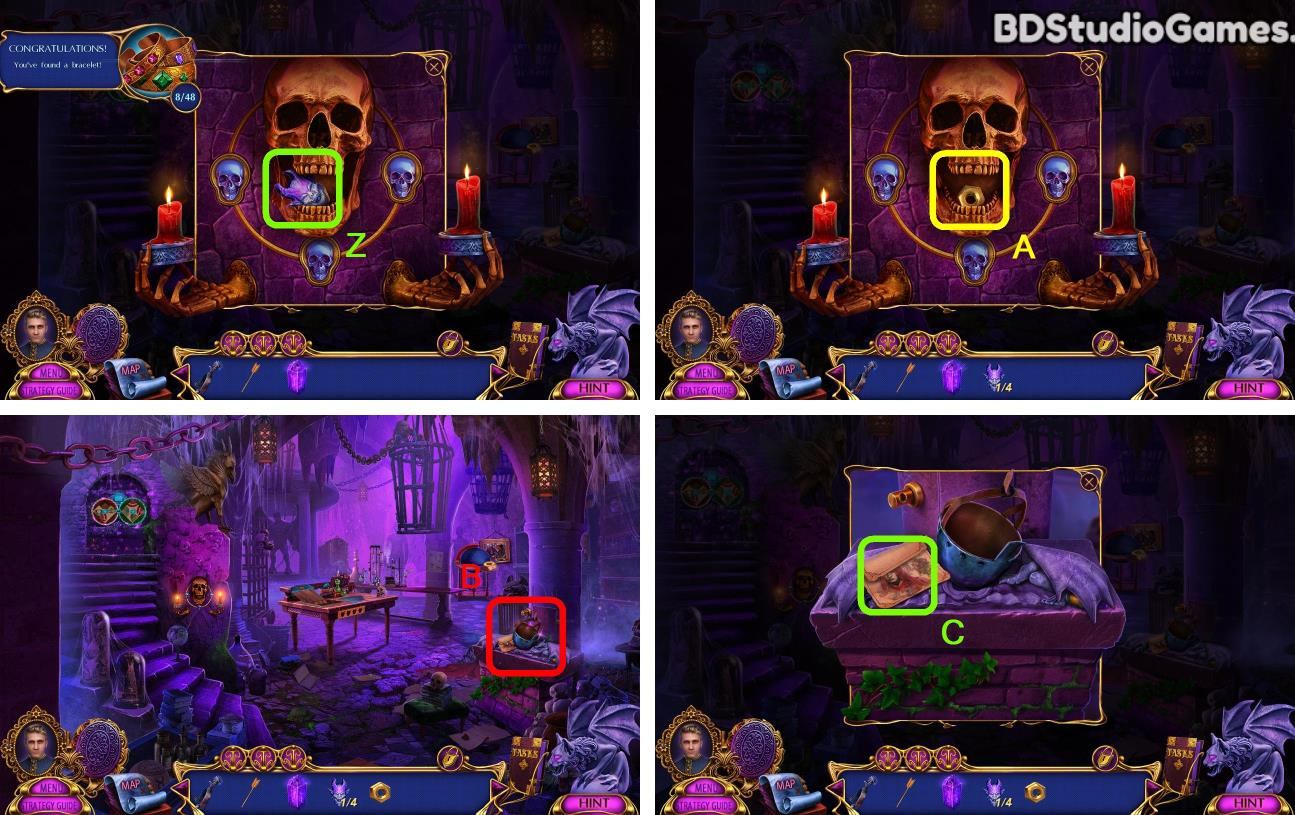 Dark Romance: Hunchback Of Notre Dame Walkthrough Screenshot 0070