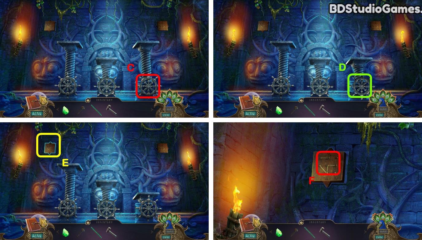 Darkarta: A Broken Heart's Quest Walkthrough Screenshot
