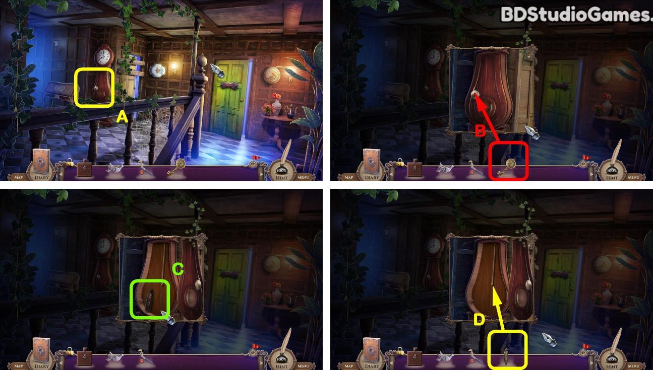 Dead Link: Pages Torn Walkthrough Screenshot 0022