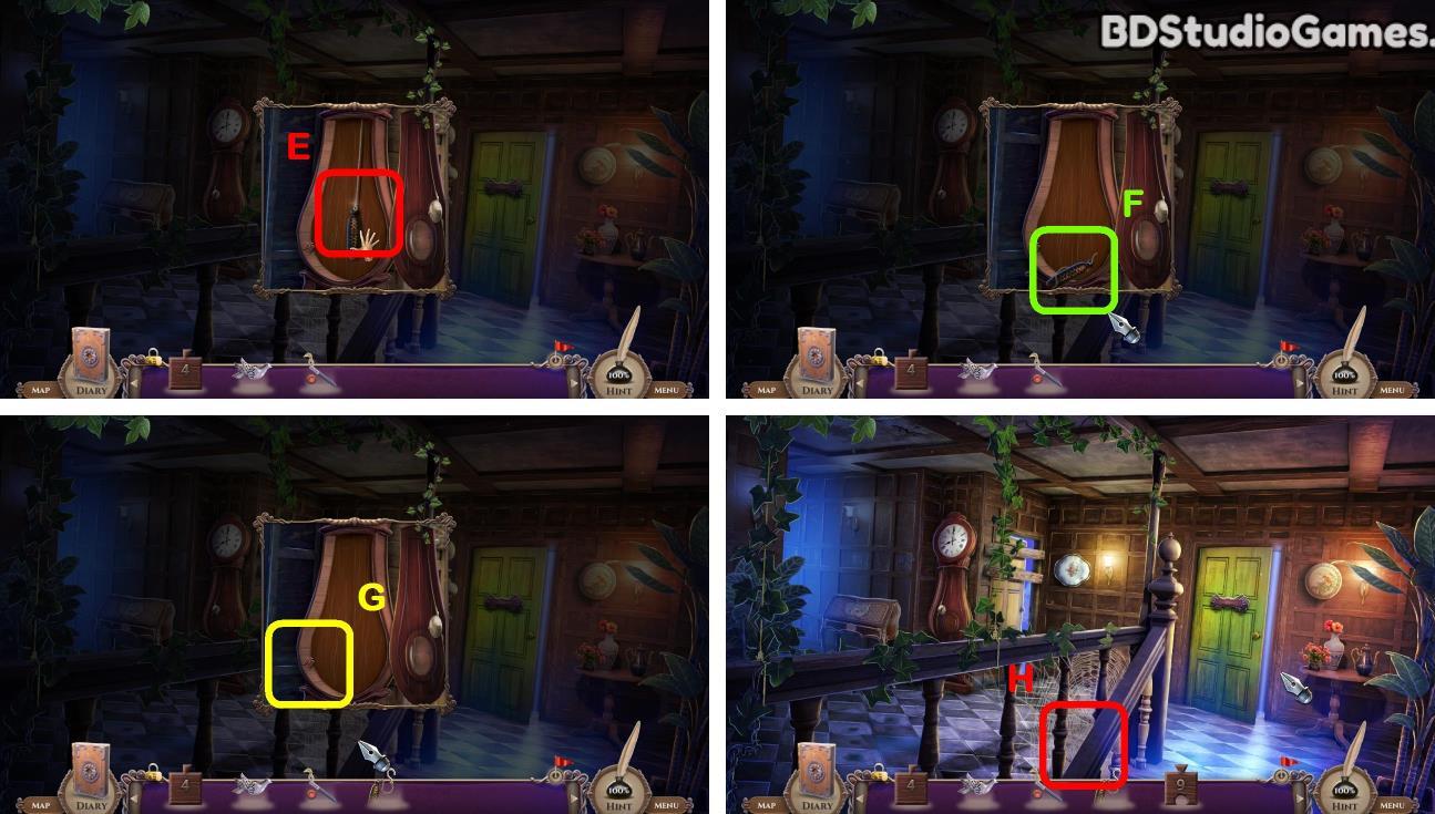 Dead Link: Pages Torn Walkthrough Screenshot 0023