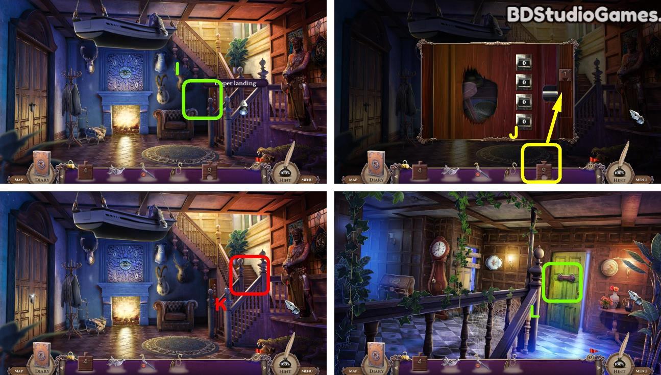 Dead Link: Pages Torn Walkthrough Screenshot 0024