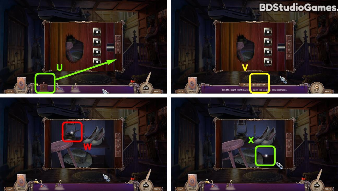 Dead Link: Pages Torn Walkthrough Screenshot 0027