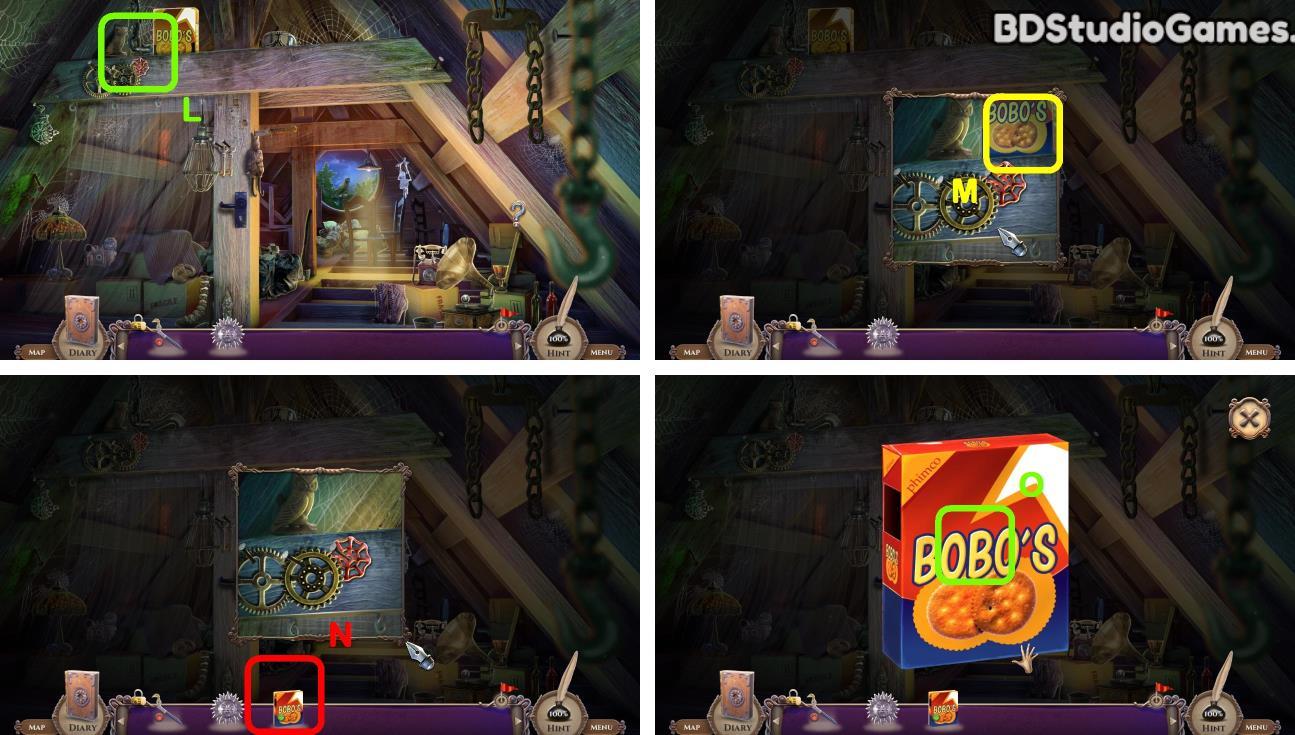 Dead Link: Pages Torn Walkthrough Screenshot 0031