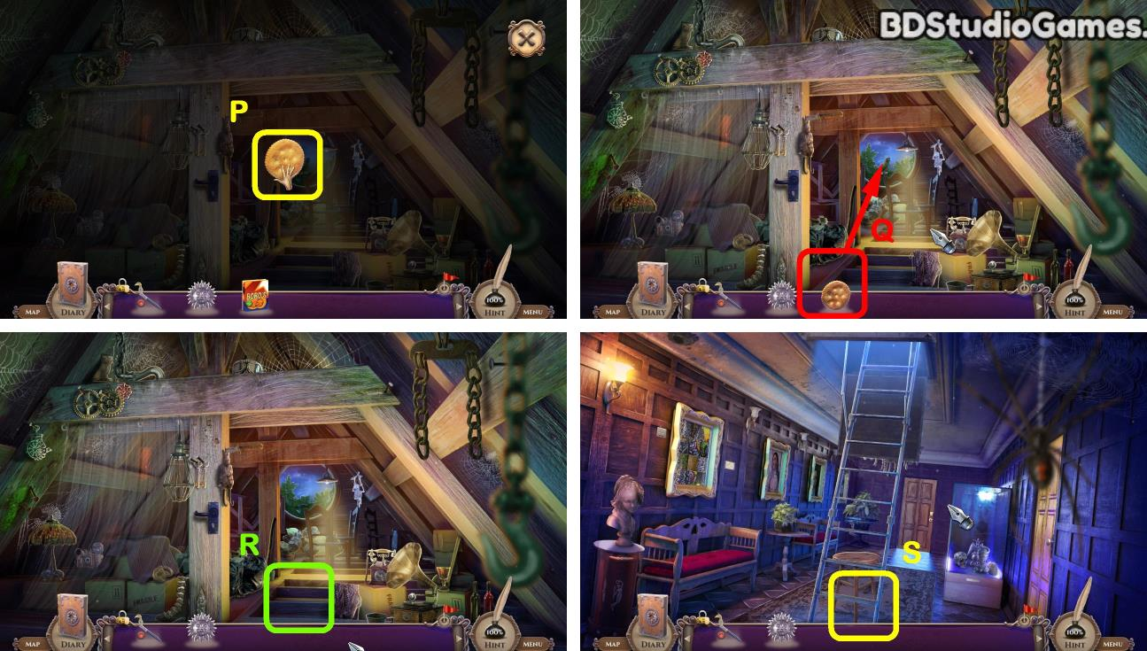 Dead Link: Pages Torn Walkthrough Screenshot 0032