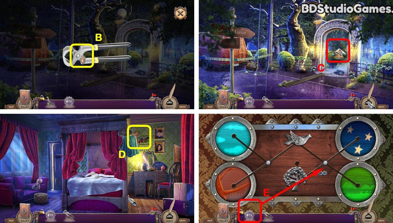 Dead Link: Pages Torn Walkthrough Screenshot 0035