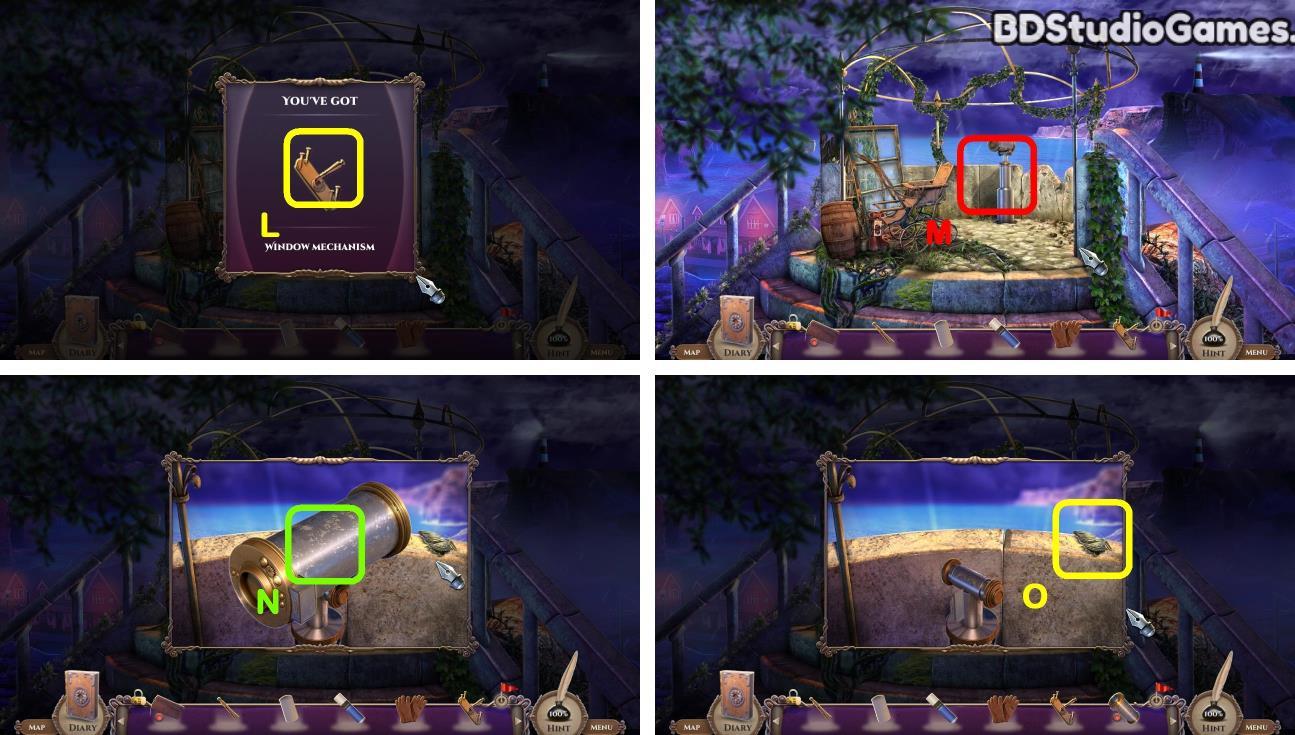 Dead Link: Pages Torn Walkthrough Screenshot 0081