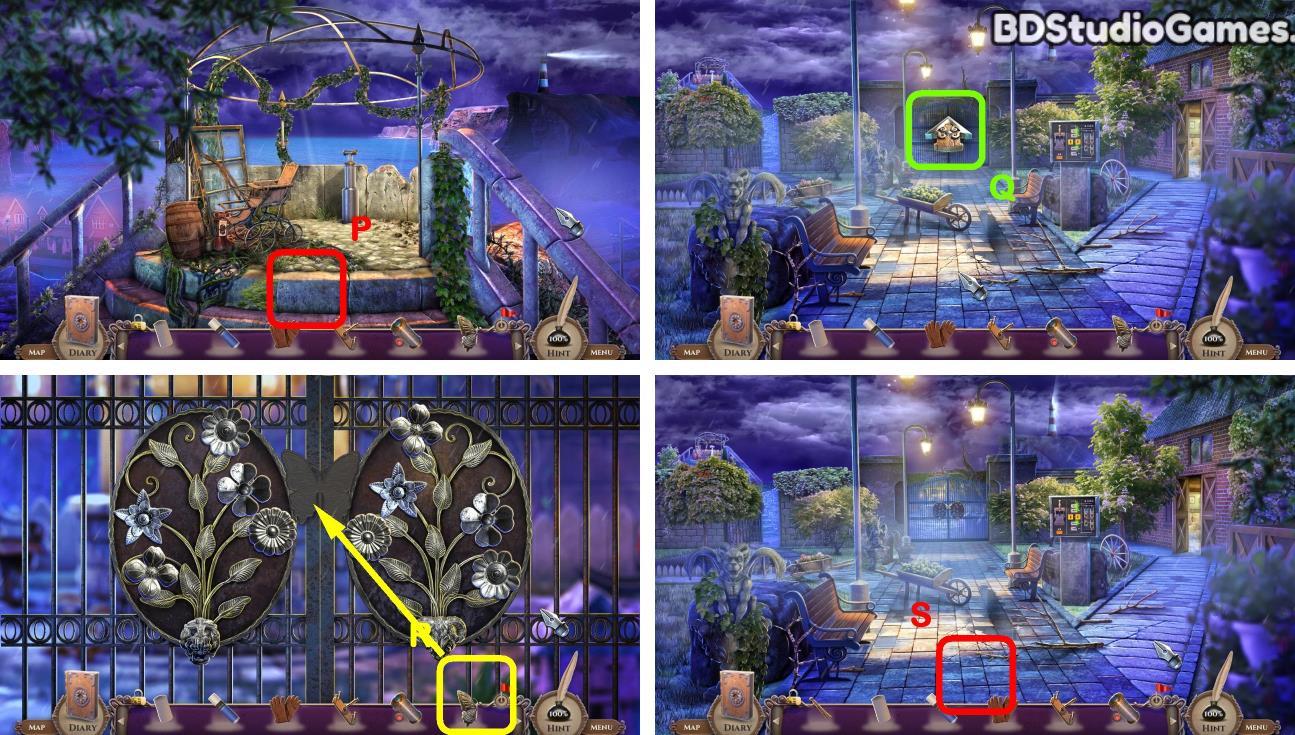 Dead Link: Pages Torn Walkthrough Screenshot 0082