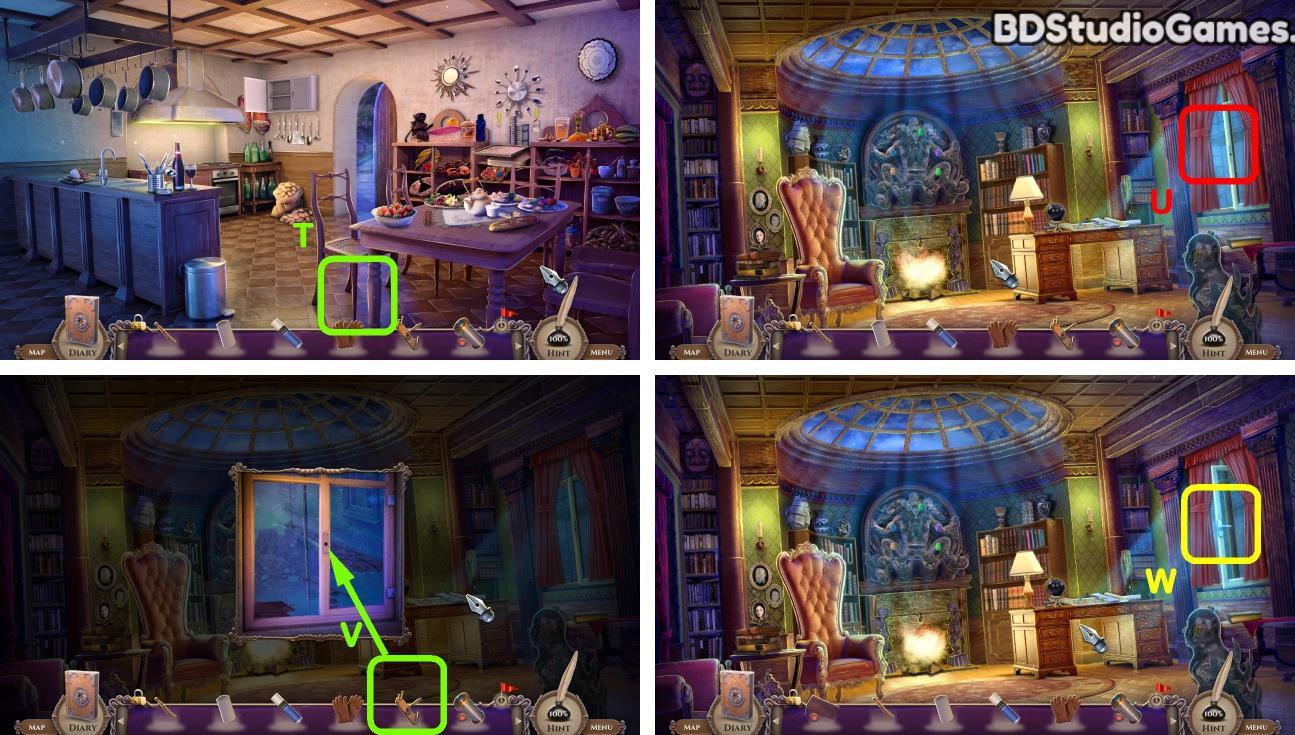 Dead Link: Pages Torn Walkthrough Screenshot 0083