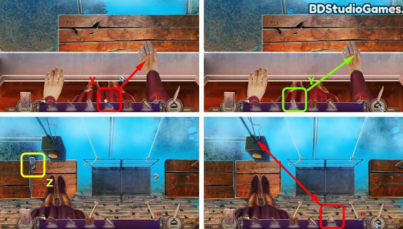 Dead Link: Pages Torn Walkthrough Screenshot 0084