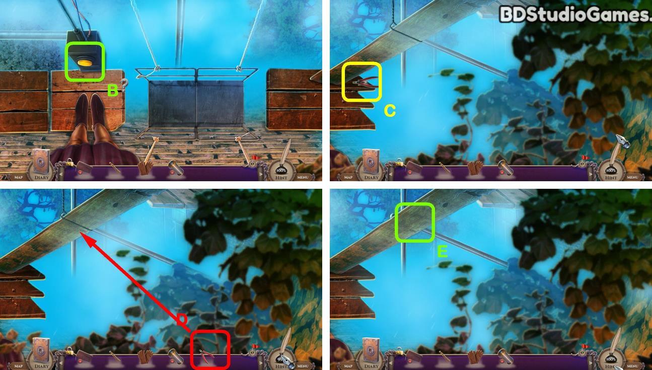 Dead Link: Pages Torn Walkthrough Screenshot 0085