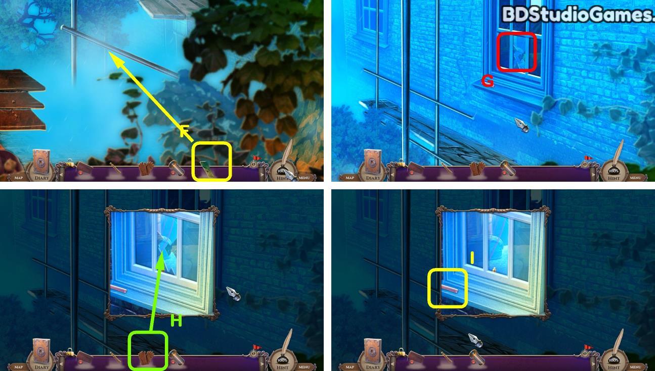 Dead Link: Pages Torn Walkthrough Screenshot 0086