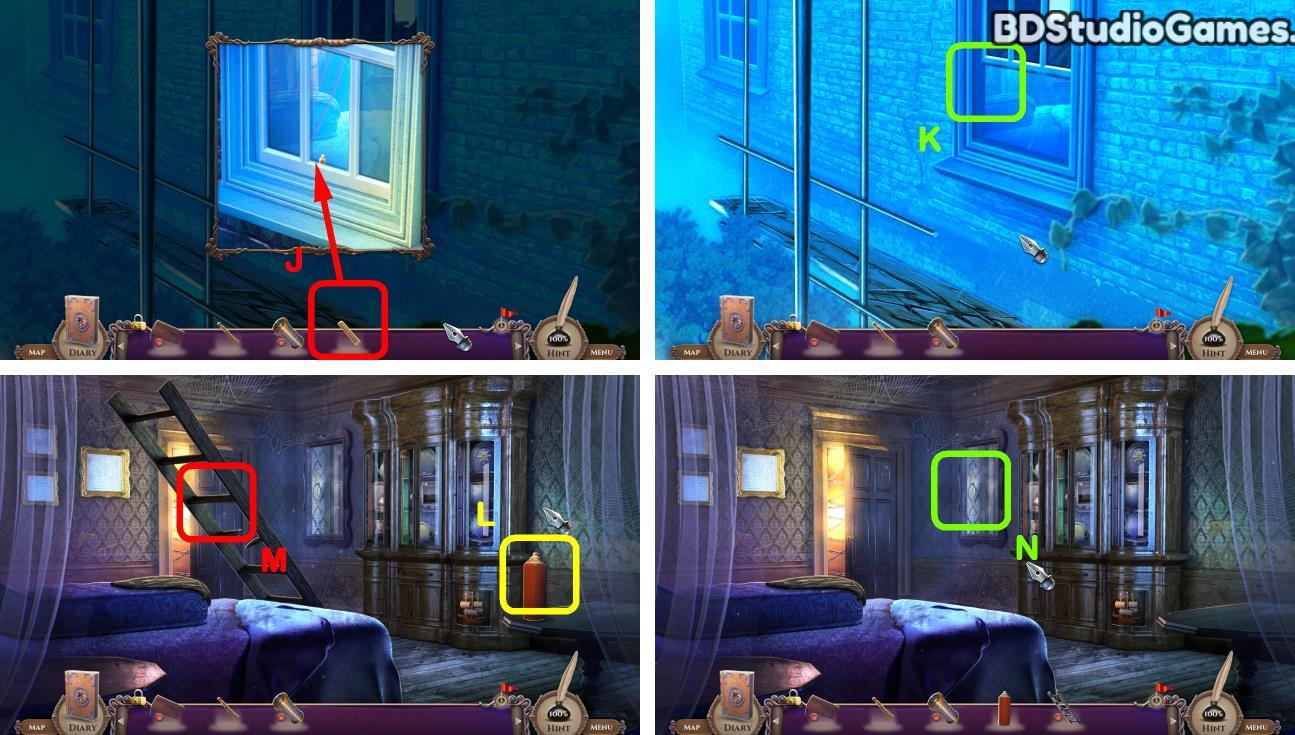 Dead Link: Pages Torn Walkthrough Screenshot 0087