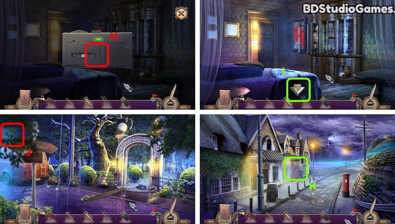 Dead Link: Pages Torn Walkthrough Screenshot 0093
