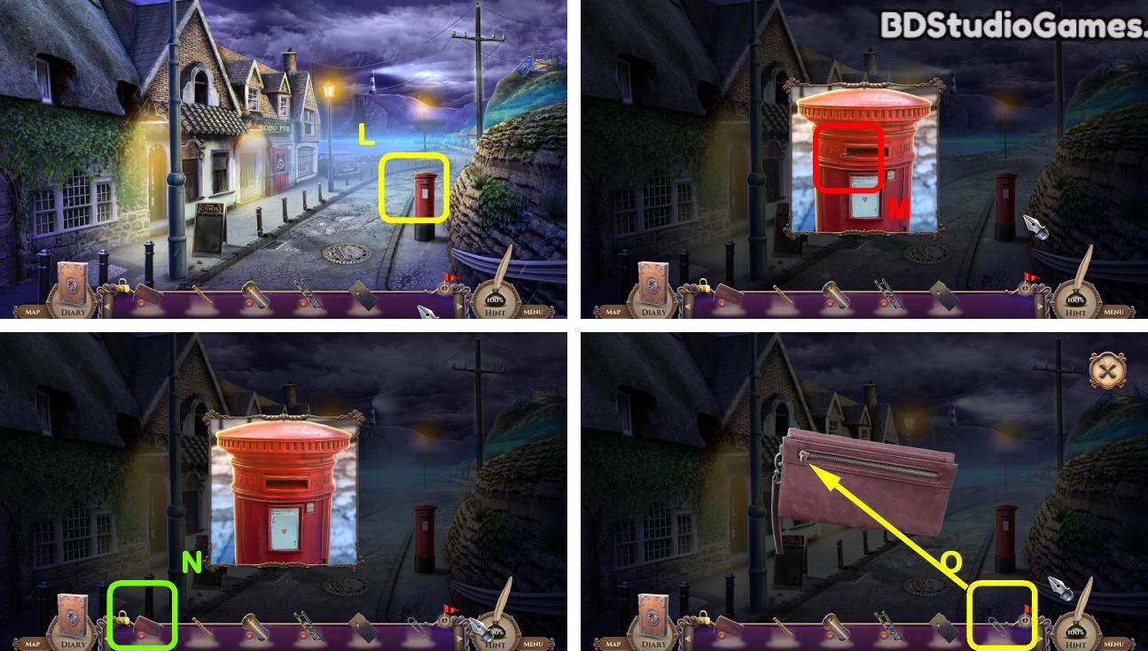 Dead Link: Pages Torn Walkthrough Screenshot 0094