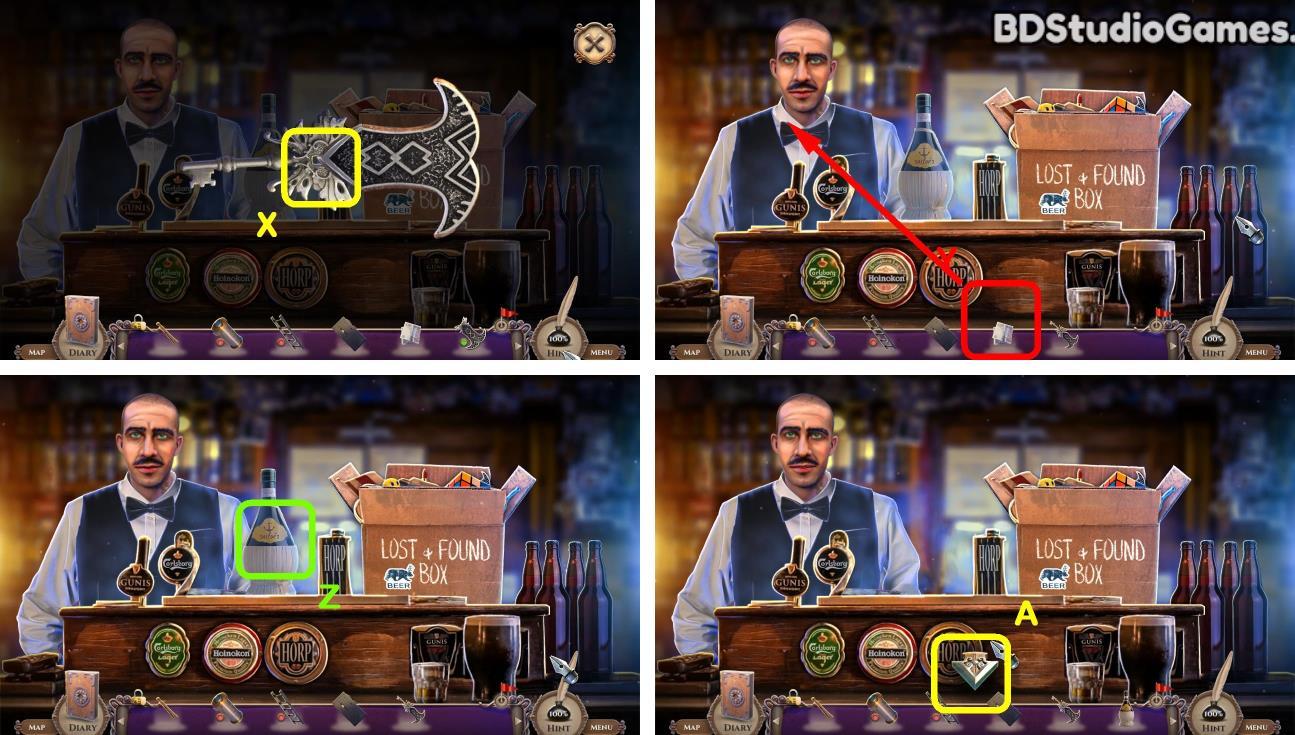 Dead Link: Pages Torn Walkthrough Screenshot 0097