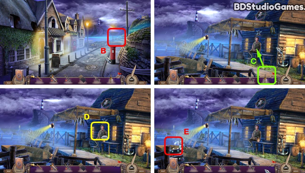 Dead Link: Pages Torn Walkthrough Screenshot 0098
