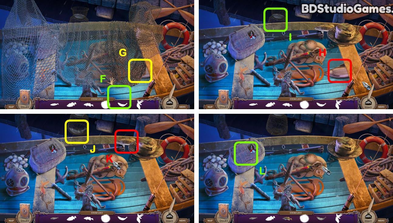 Dead Link: Pages Torn Walkthrough Screenshot 0099