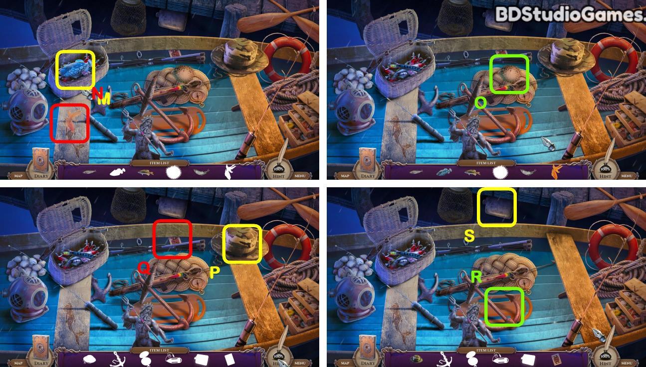 Dead Link: Pages Torn Walkthrough Screenshot 0100