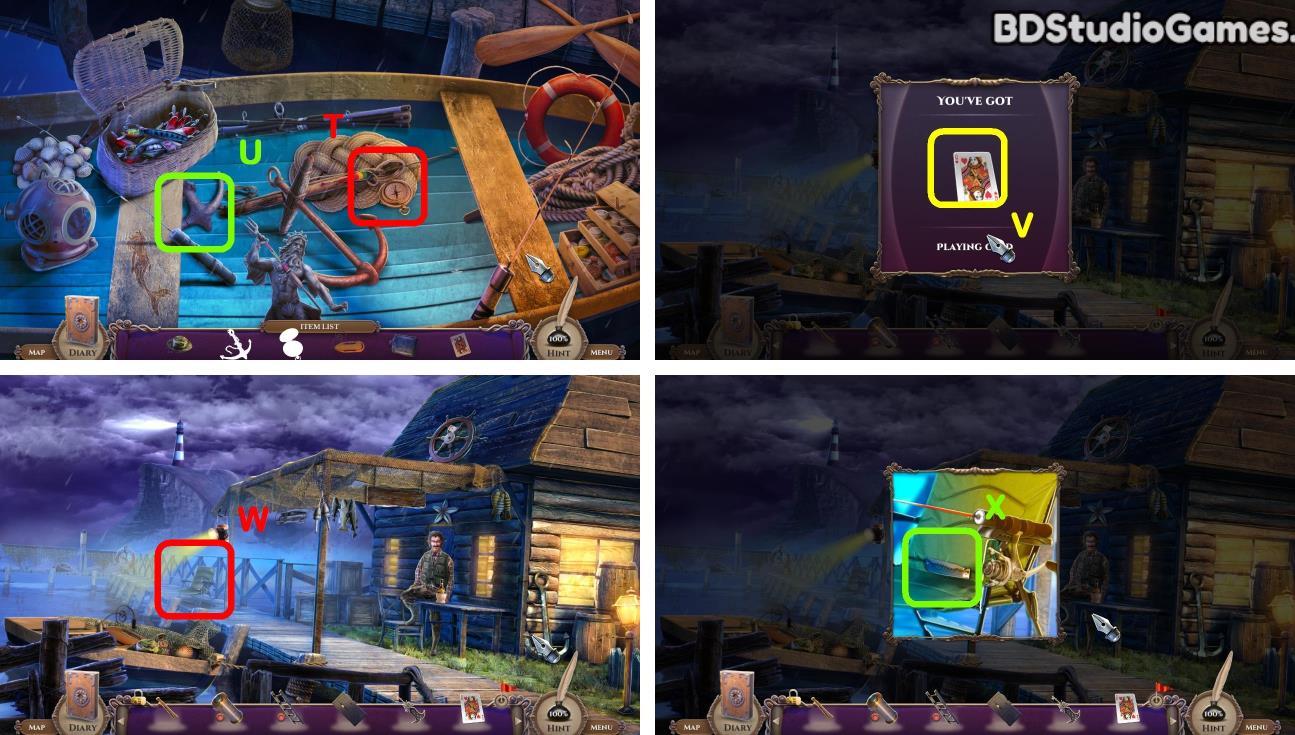 Dead Link: Pages Torn Walkthrough Screenshot 0101