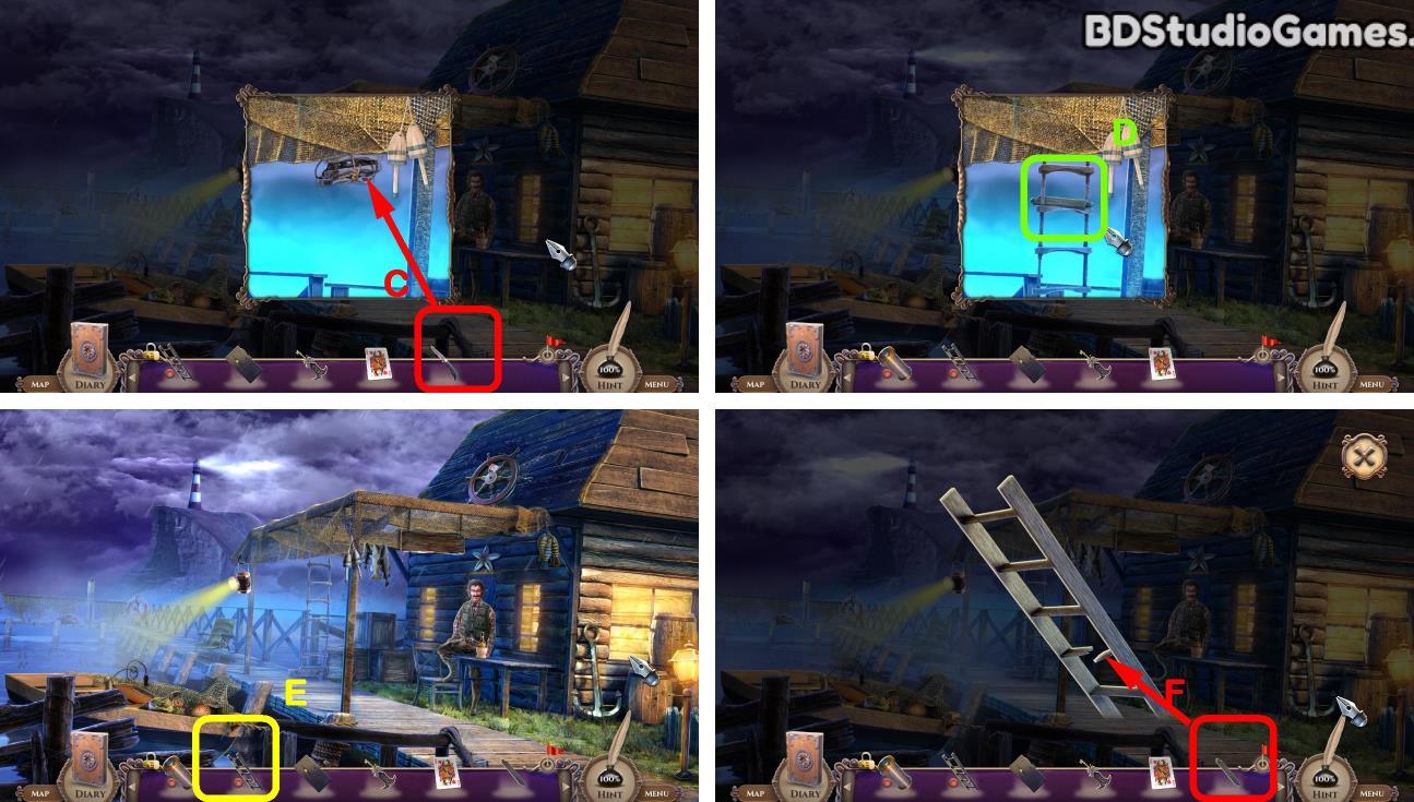 Dead Link: Pages Torn Walkthrough Screenshot 0103