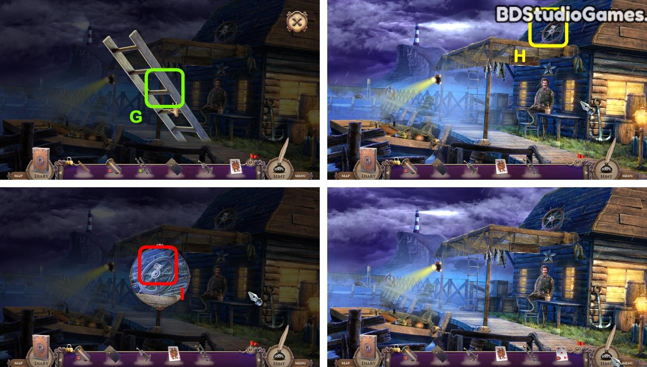 Dead Link: Pages Torn Walkthrough Screenshot 0104