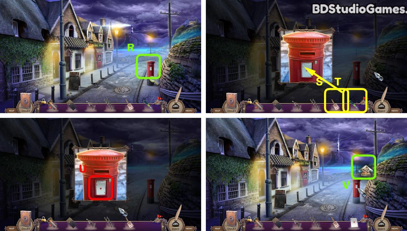 Dead Link: Pages Torn Walkthrough Screenshot 0107