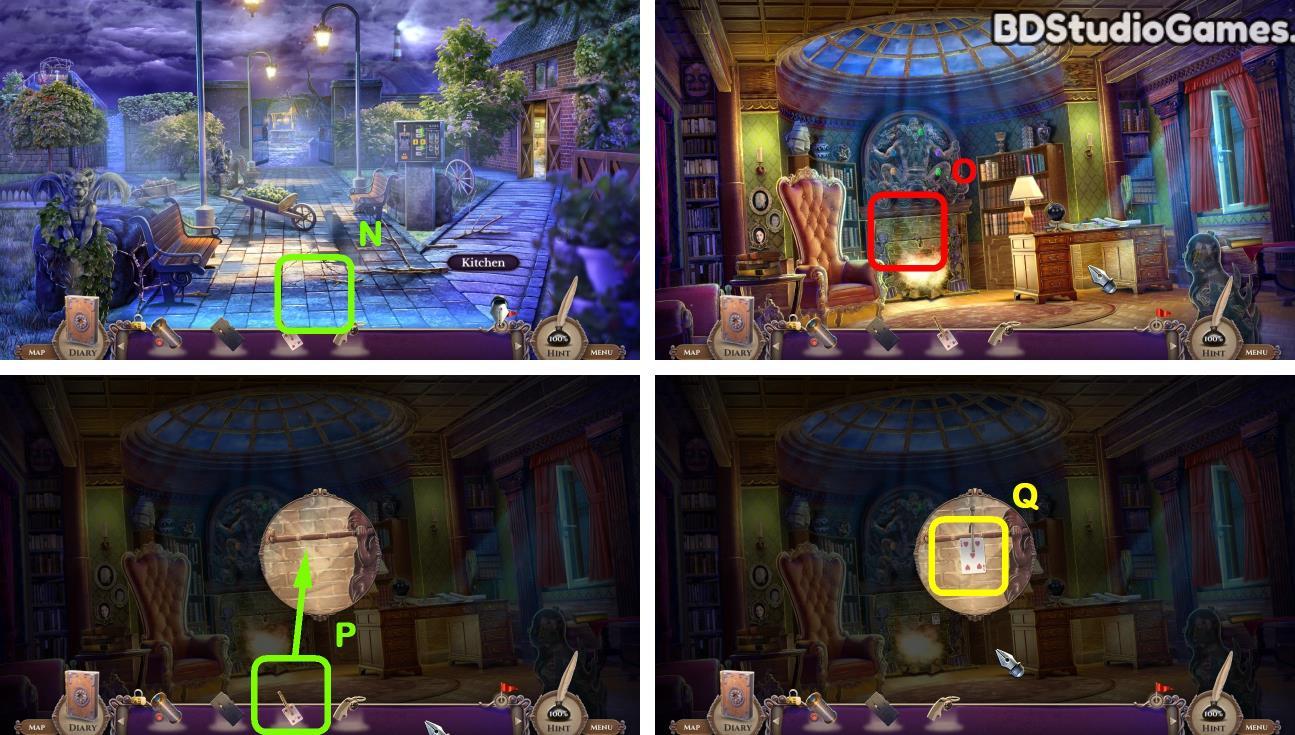 Dead Link: Pages Torn Walkthrough Screenshot 0112