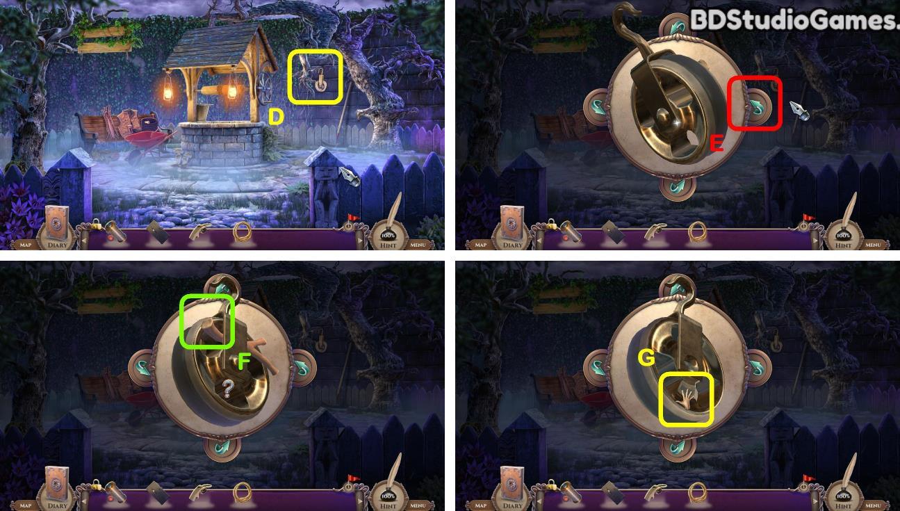Dead Link: Pages Torn Walkthrough Screenshot 0116
