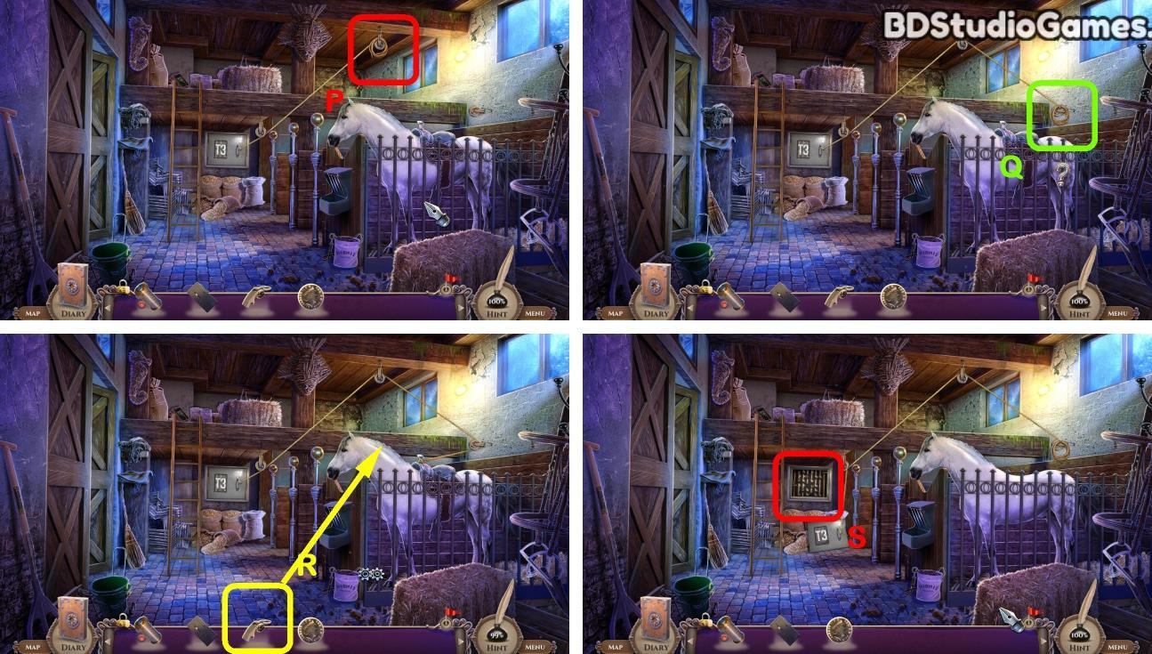 Dead Link: Pages Torn Walkthrough Screenshot 0119