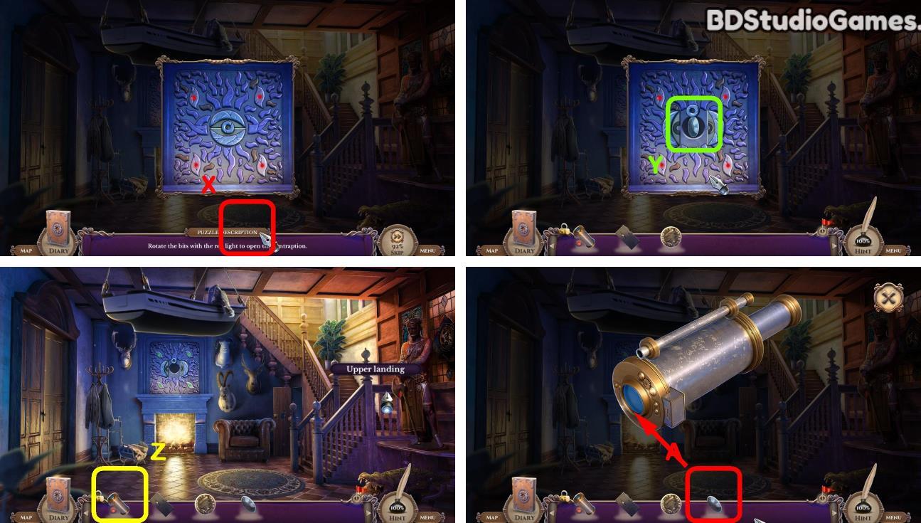 Dead Link: Pages Torn Walkthrough Screenshot 0121