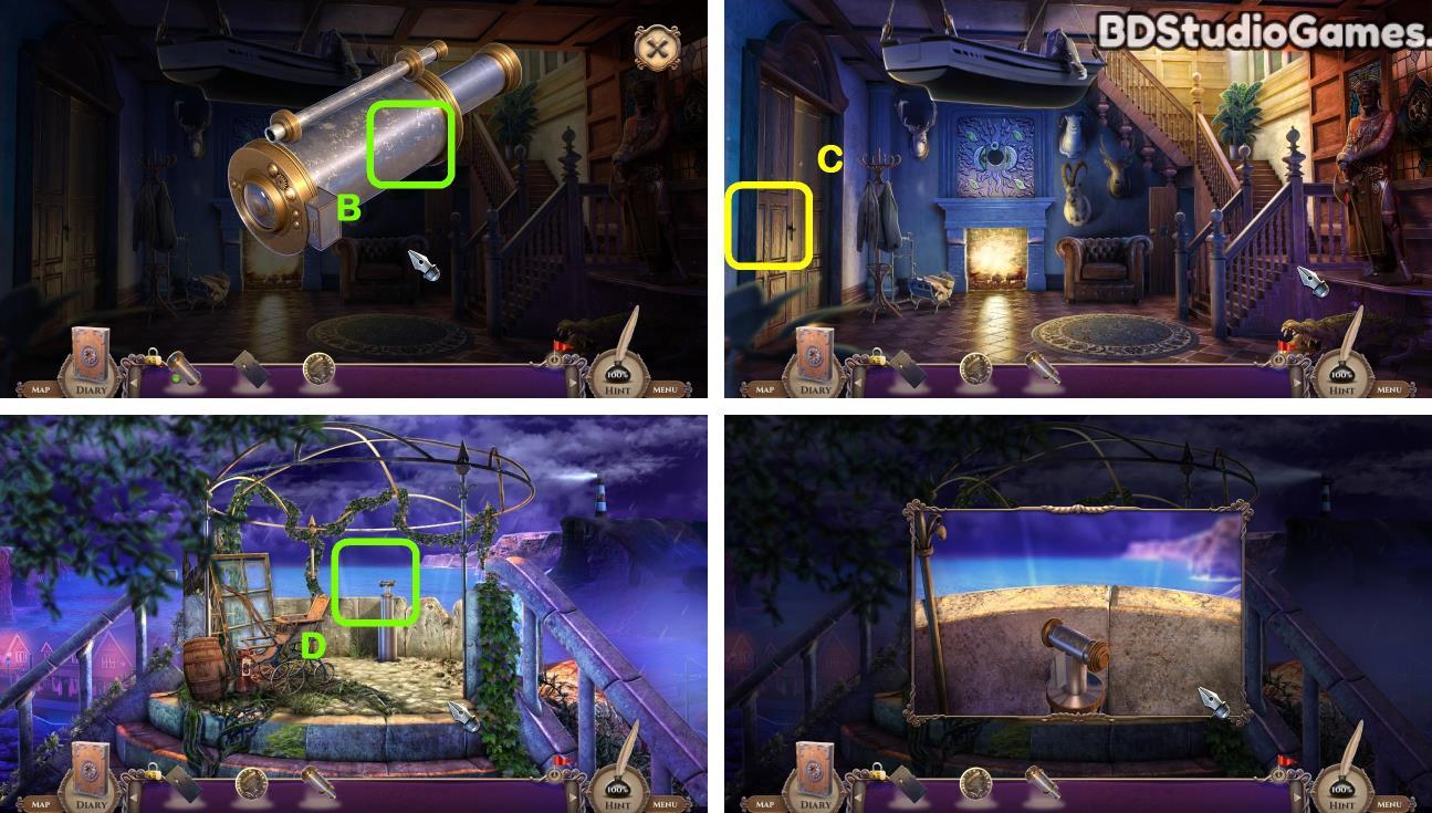 Dead Link: Pages Torn Walkthrough Screenshot 0122