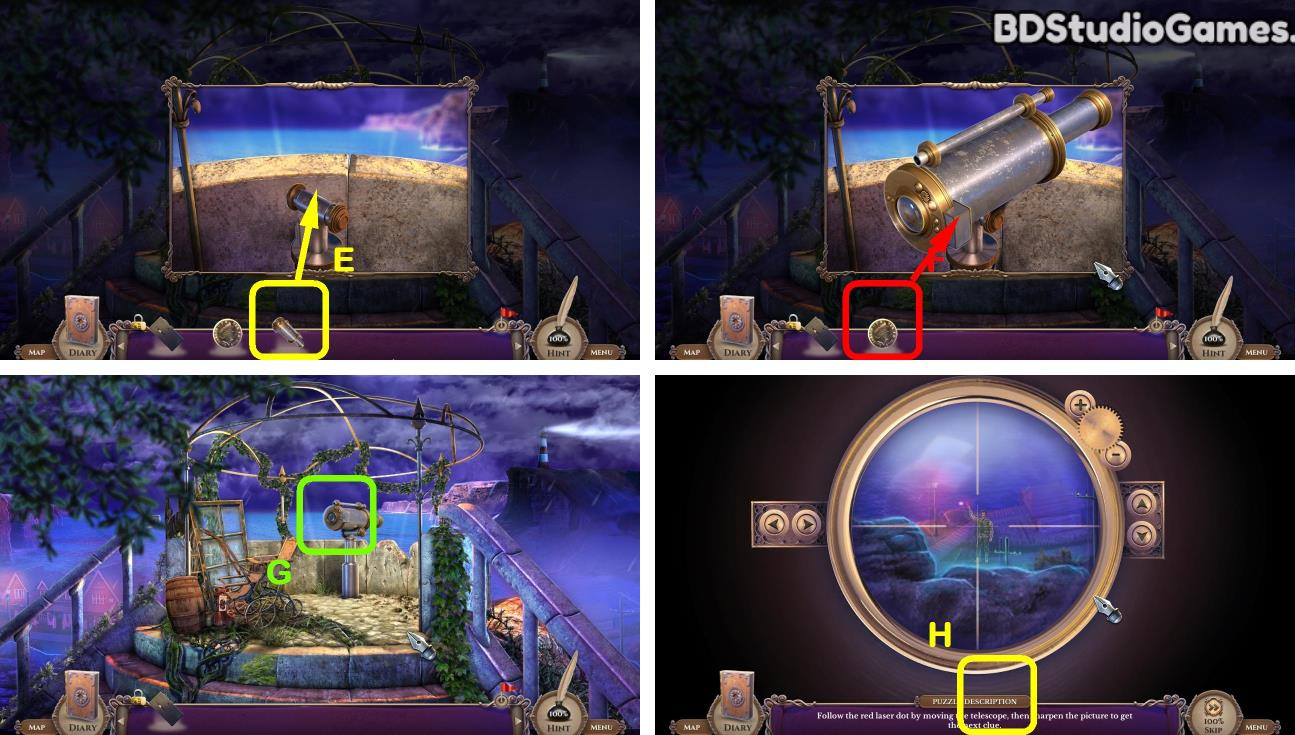 Dead Link: Pages Torn Walkthrough Screenshot 0123