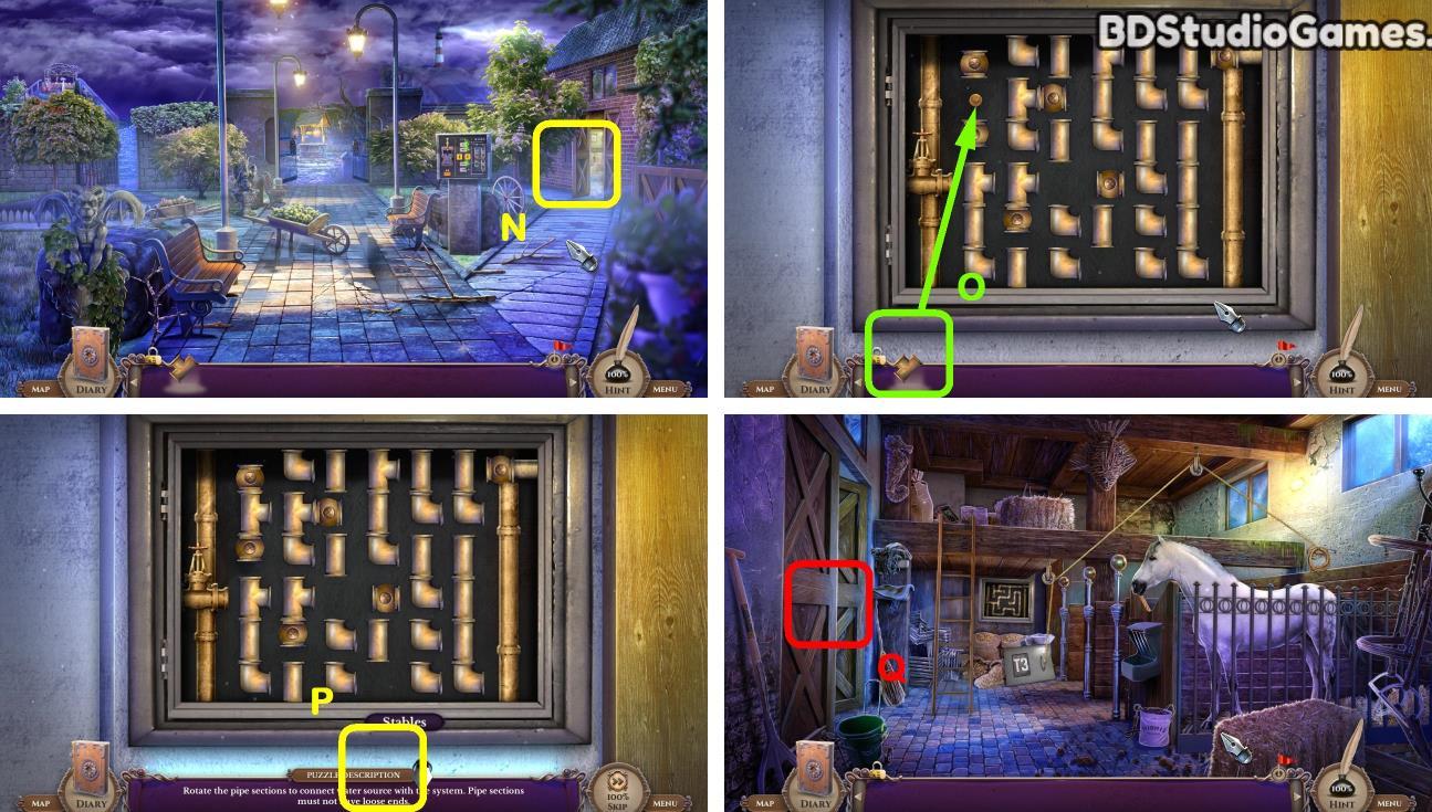 Dead Link: Pages Torn Walkthrough Screenshot 0125