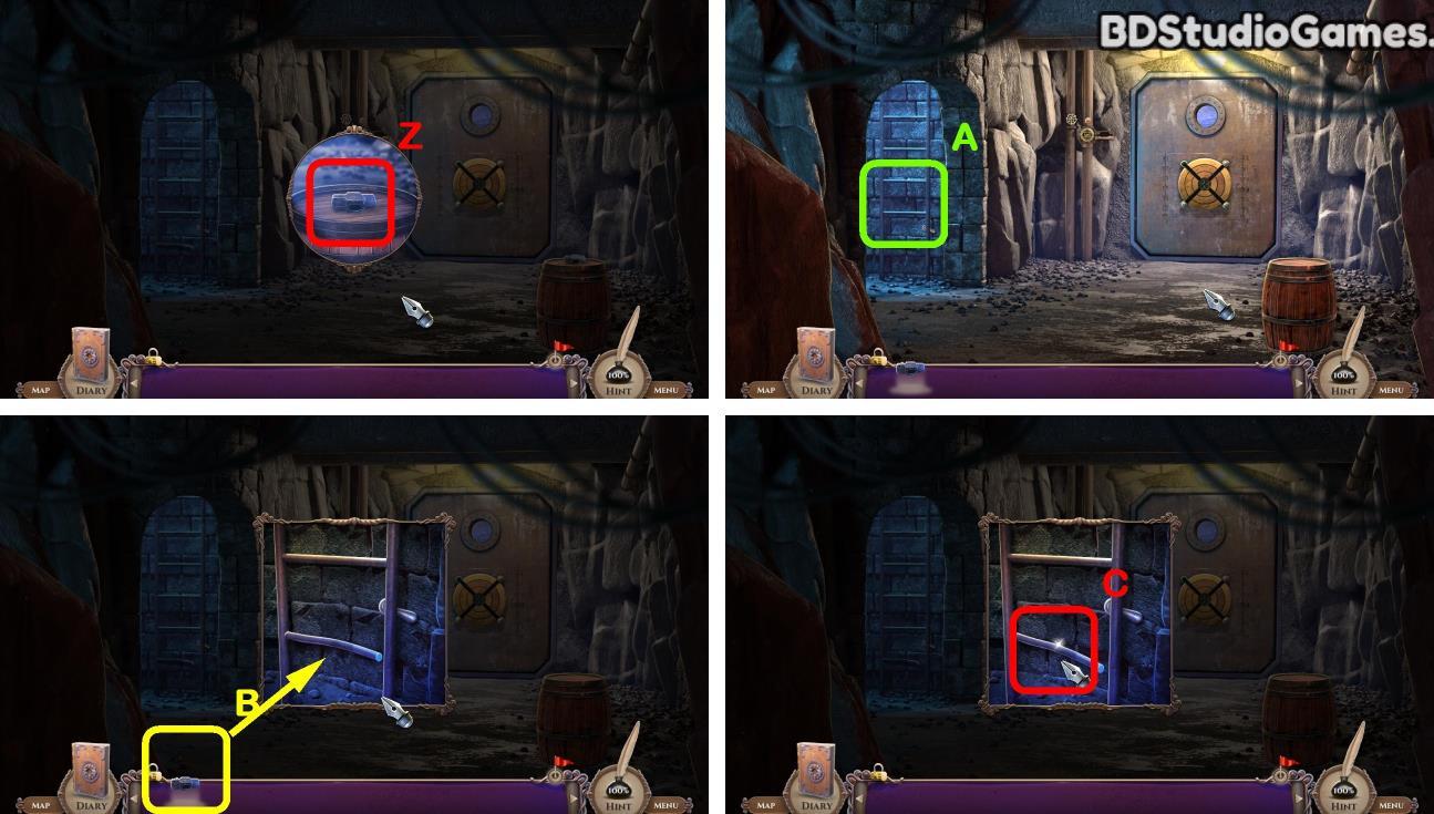 Dead Link: Pages Torn Walkthrough Screenshot 0128