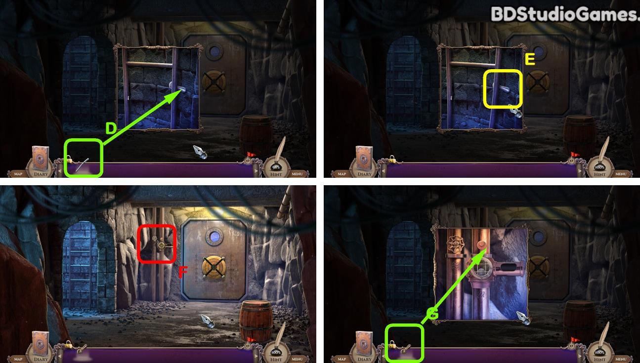 Dead Link: Pages Torn Walkthrough Screenshot 0129